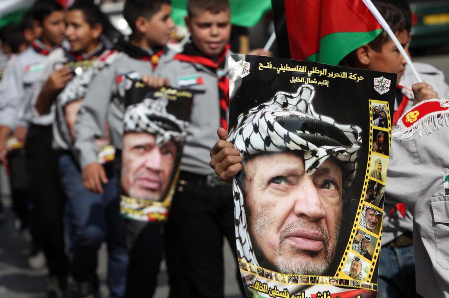 Эксперты: Ясир Арафат не был отравлен и умер естественной смертью