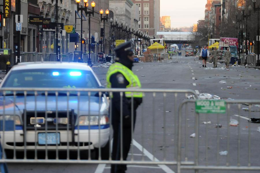 Интернет-мошенники попытались нажиться на теракте в Бостоне