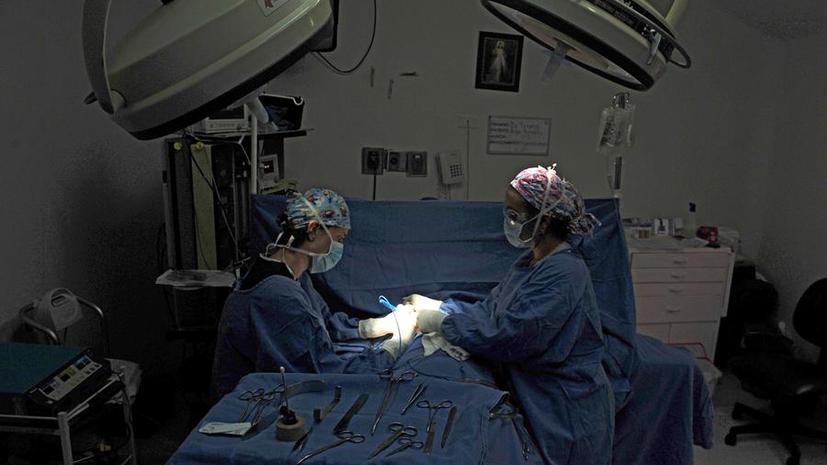 Клиники пластической хирургии обяжут сообщать в МВД о проведённых операциях