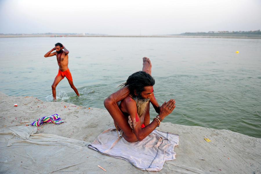 В Индии появилось Министерство йоги