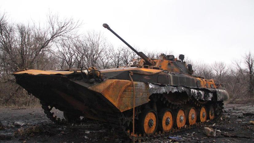 Перемирие в Донбассе: украинские силовики и ополченцы сегодня начнут отвод тяжёлой техники