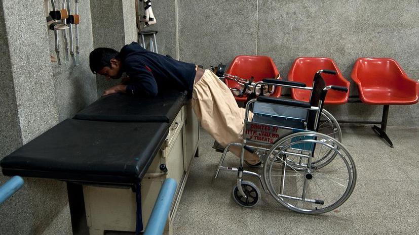 Око за око: преступник в Саудовской Аравии должен быть парализован