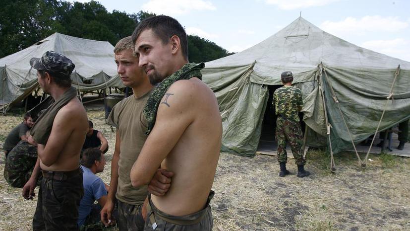 СМИ: Задержанных в России иностранных военных предлагается отправлять на общественные работы
