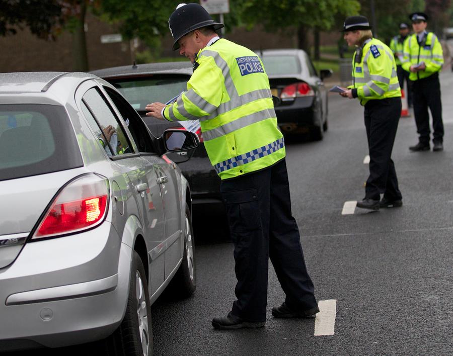 Водителей в Великобритании будут сажать за злоупотребление лекарствами