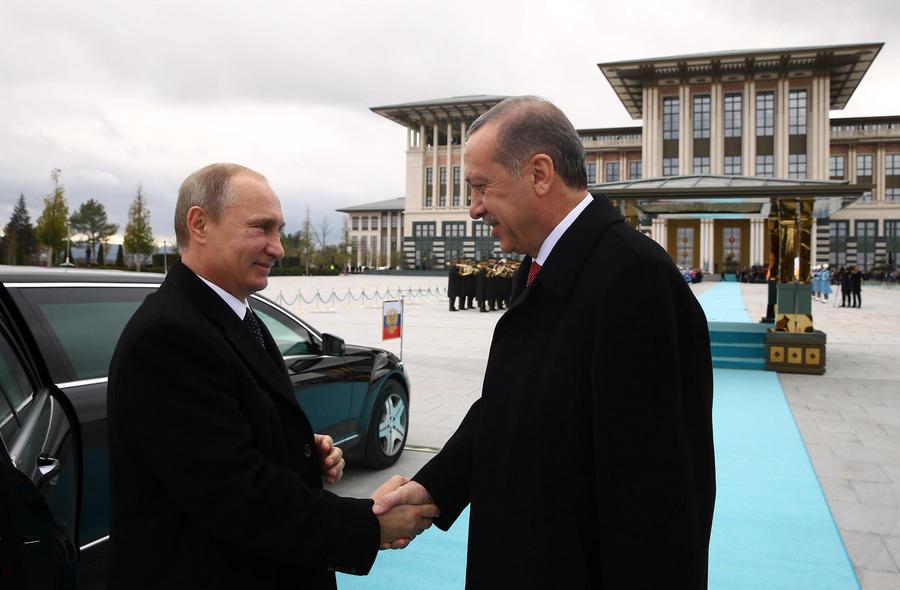Журналист: Газовая сделка России с Турцией может развалить англо-американскую гегемонию в Европе
