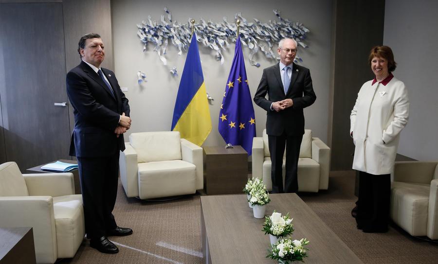 ЕС: Есть признаки того, что Киев выполняет женевские договорённости