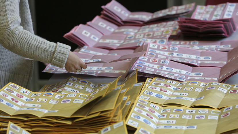 Ни одна политическая сила не получила большинства на выборах в Сенат Италии