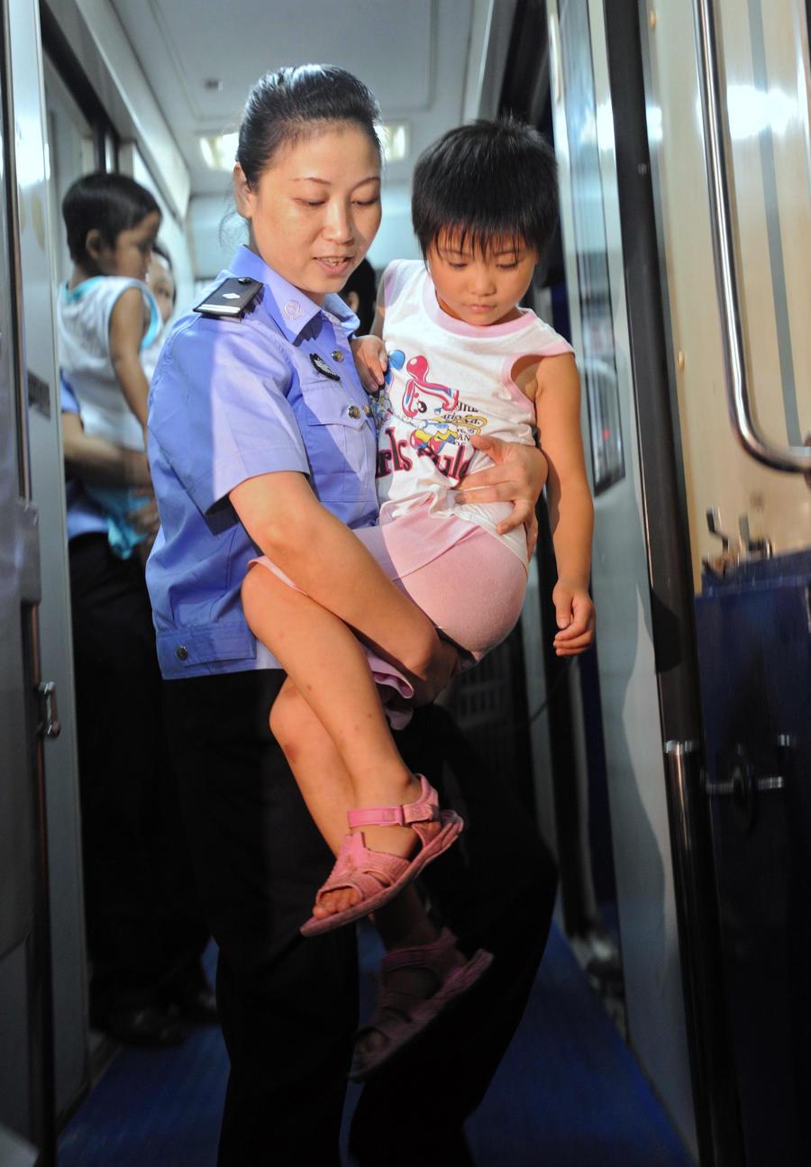 Китайская полиция ликвидировала масштабную подпольную сеть по торговле детьми