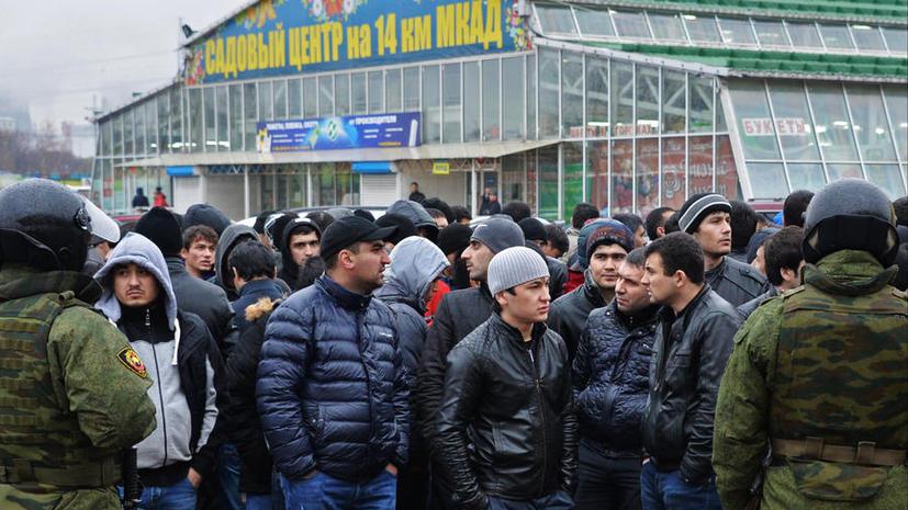 Иностранцам-преступникам могут запретить работать в России