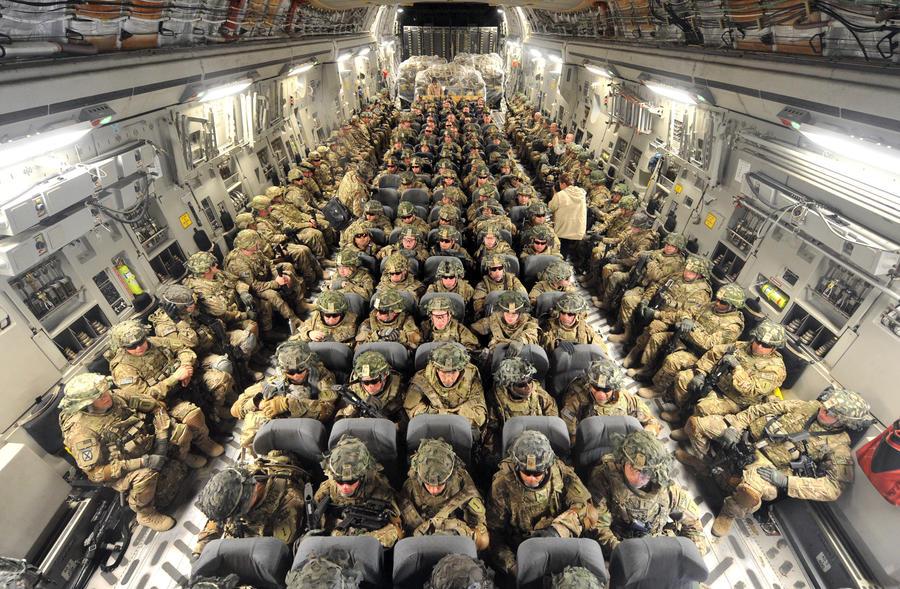400 американских солдат отправятся в Египет для поддержки действующего режима