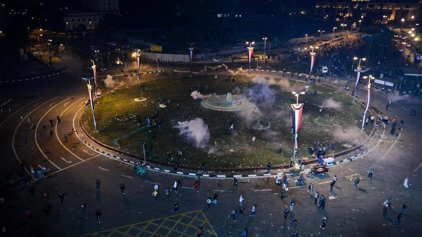 В Египте запретили несанкционированные акции протеста