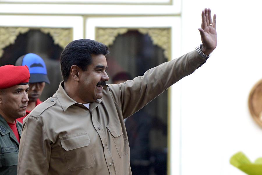 Мадуро: Пусть США и Европа уберут свои руки от Украины, чтобы страна смогла обрести единство и мир