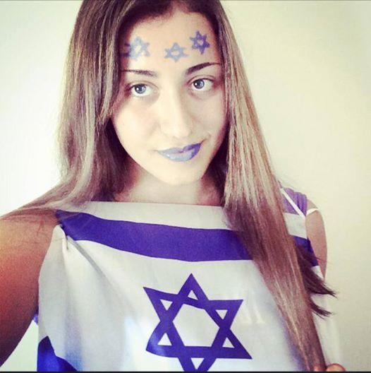 Полуобнажённые израильские девушки поддерживают ЦАХАЛ в Facebook