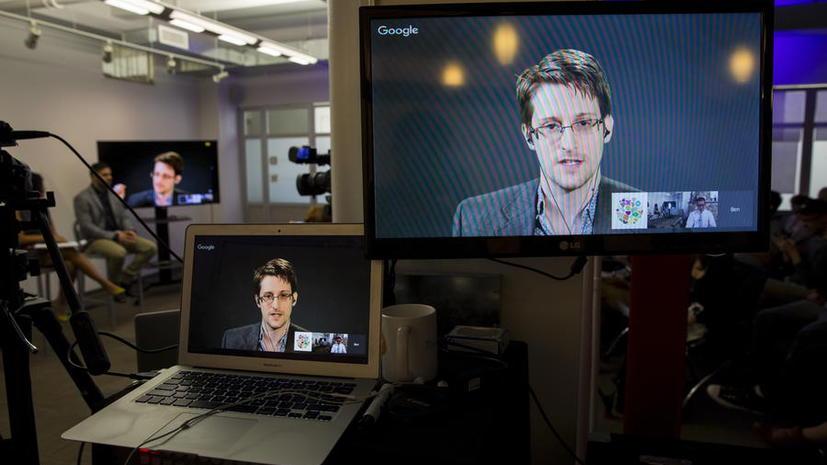 Европарламент постановил прекратить преследование Эдварда Сноудена
