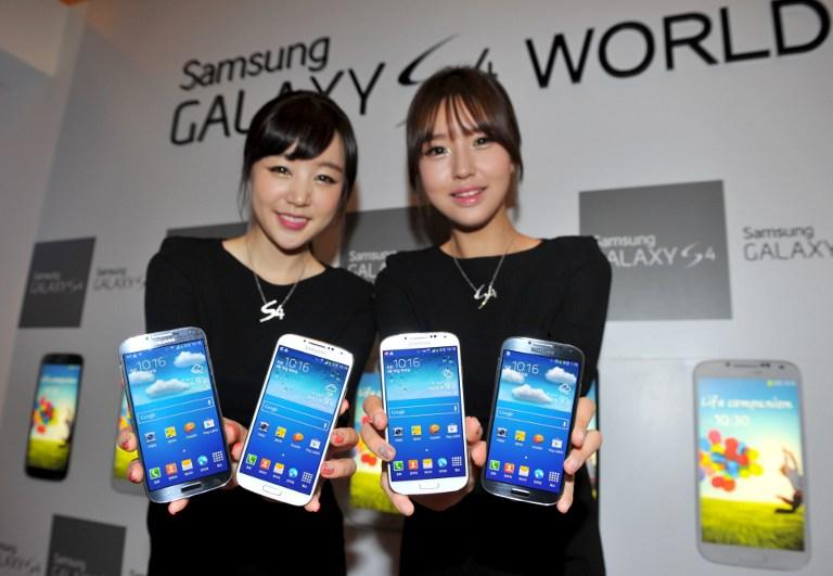 Пентагон одобрил использование смартфона Galaxy S4 в своих сетях