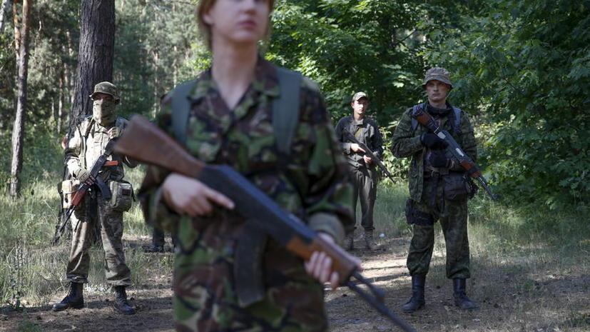 Швейцарские СМИ: Киев насаждает коррупцию и чинит беспредел на границах Донбасса