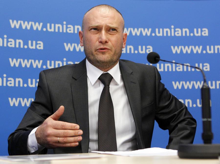 Эксперт: Назначение Дмитрия Яроша — «фиговый листок» Минобороны Украины
