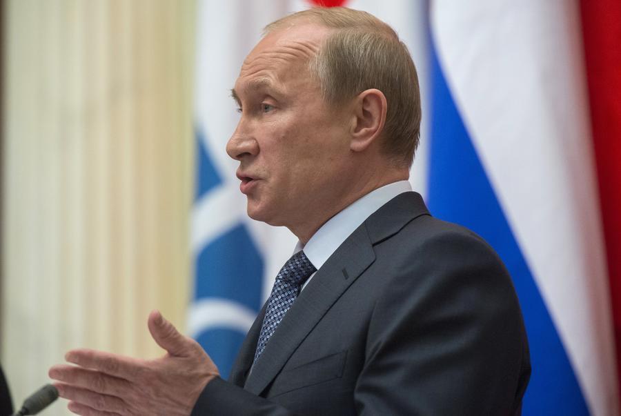 Владимир Путин: Замедление темпов экономического роста не даёт повода менять приоритеты