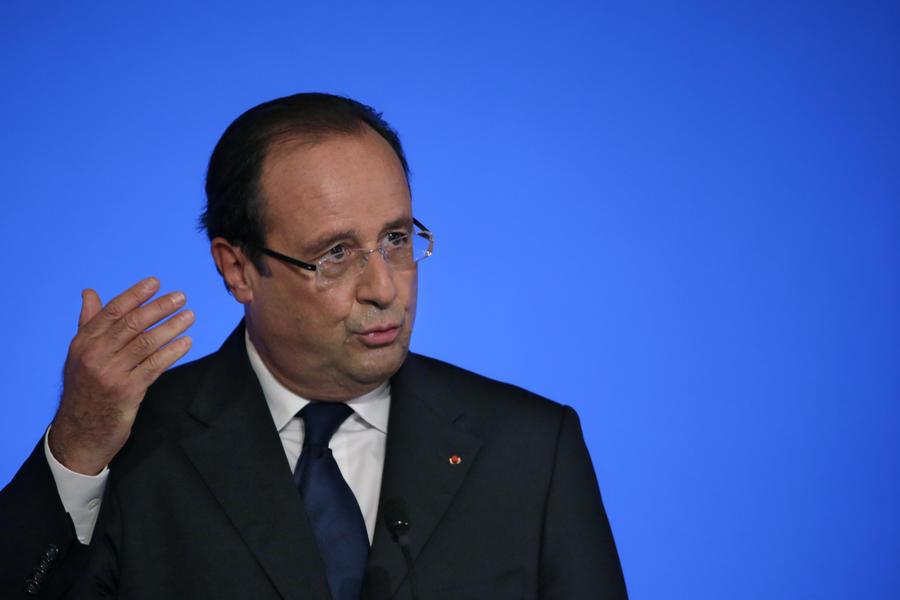 Франсуа Олланд: Франция усилит военную поддержку сирийской оппозиции