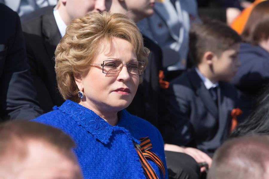 Валентина Матвиенко: Решение вопроса пенсионного возраста не должно быть шоком для граждан