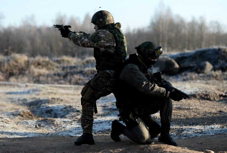 В Дагестане неизвестные обстреляли наряд полиции, двое полицейских погибли