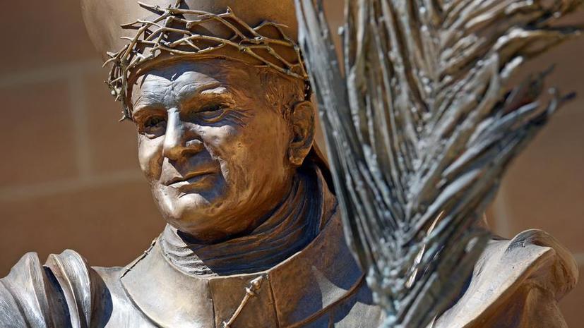 В Италии задержаны подозреваемые в похищении ампулы с кровью Иоанна Павла II
