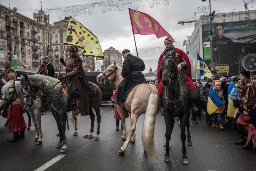 Генерал Виктор Водолацкий призвал украинских казаков не сотрудничать с нацистами и бандеровцами