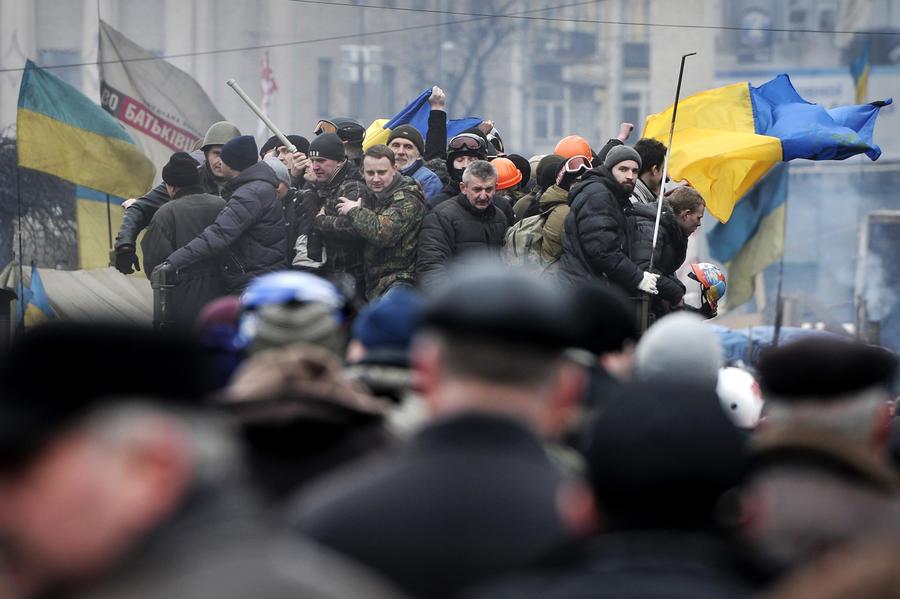Новый спикер Верховной рады отправил Майдан по домам