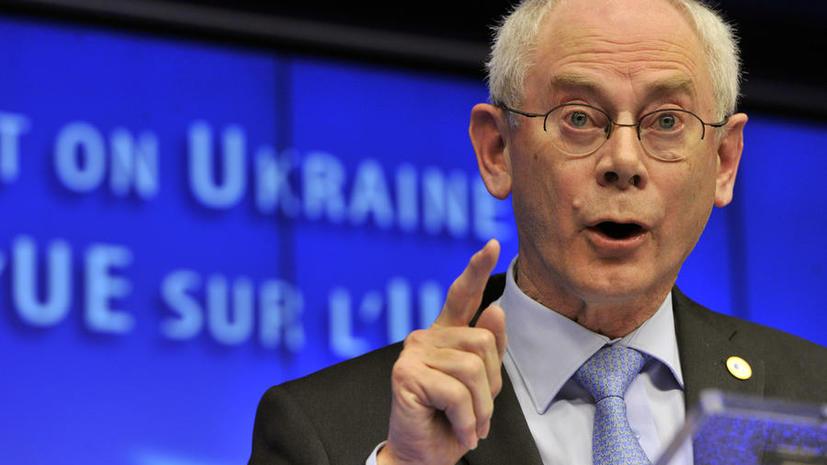 МИД России: Председателя Евросовета не пустили в Москву коллеги по ЕС