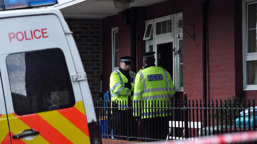 Британские СМИ показали кадры задержания лондонских убийц