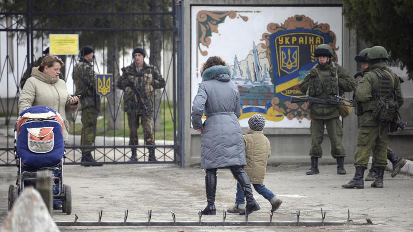 Западные СМИ продолжают ожидать «вторжения России на восточную Украину»