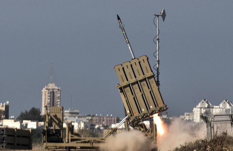 Израиль испытал новую систему ПРО, перехватывающую ракеты средней дальности