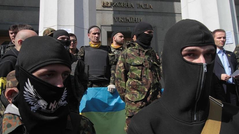 Ярош: Боевики «Правого сектора» пополняют воинские подразделения