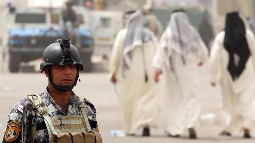 Американские инструкторы смогут обучать иракских солдат на территории Иордании