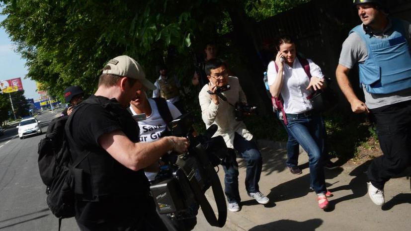 В России могут создать базу данных ДНК военных журналистов