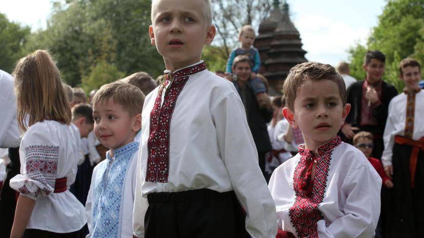 Украинские националисты предложили ввести налог на русские книги