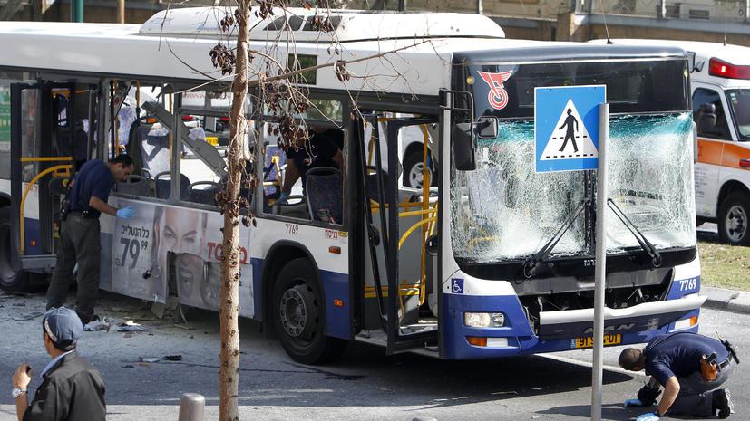 Полиция Тель-Авива ищет в городе боевиков ХАМАС