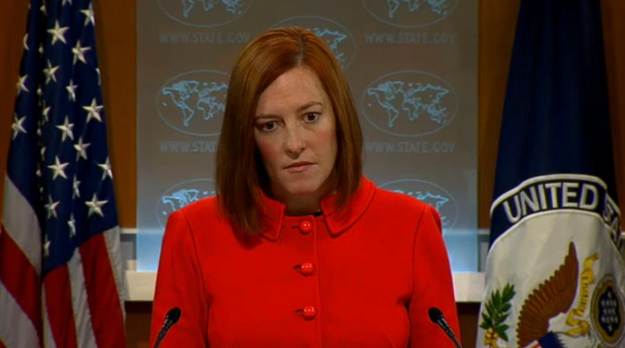 Госдеп США: Сейчас не время вести дела с Россией в обычном режиме