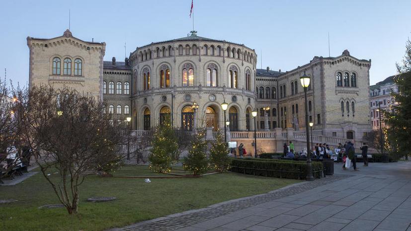 Норвежские журналисты подозревают наличие прослушки у здания посольства РФ