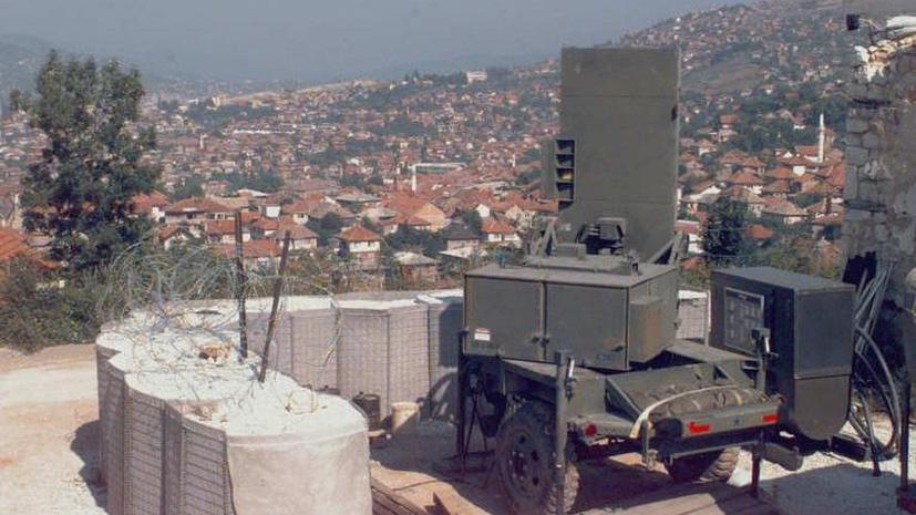 Американские СМИ: Киев получит от США новейшие радары, которые вряд ли ему помогут