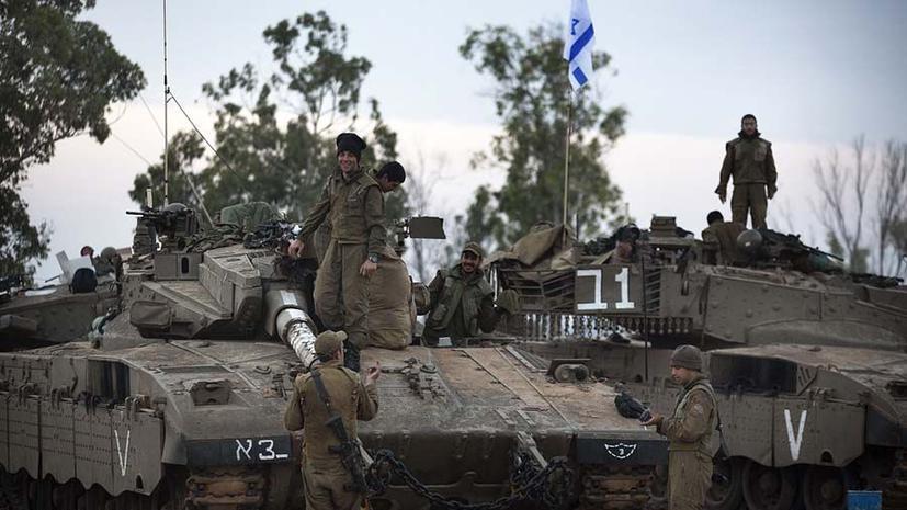 Израиль стоит на пороге войны с Ливаном