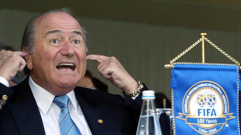 Йозеф Блаттер обвинил бывших президентов Франции и ФРГ Саркози и Вульфа в попытке повлиять на ФИФА