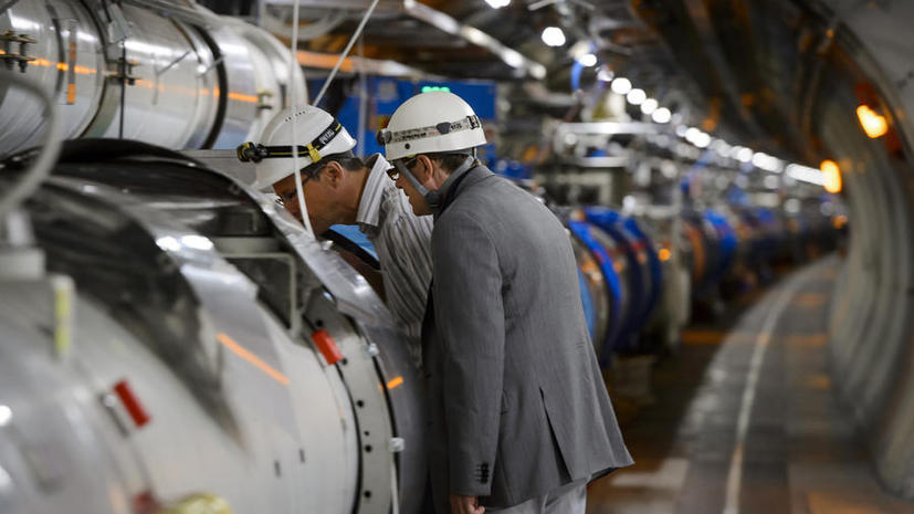 Большой адронный коллайдер стал мощнее и почти готов к раскрытию тайн формирования Вселенной