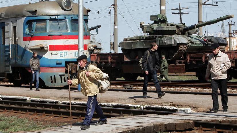 СМИ: перестройка транспортной системы Крыма обойдётся почти в $4 млрд