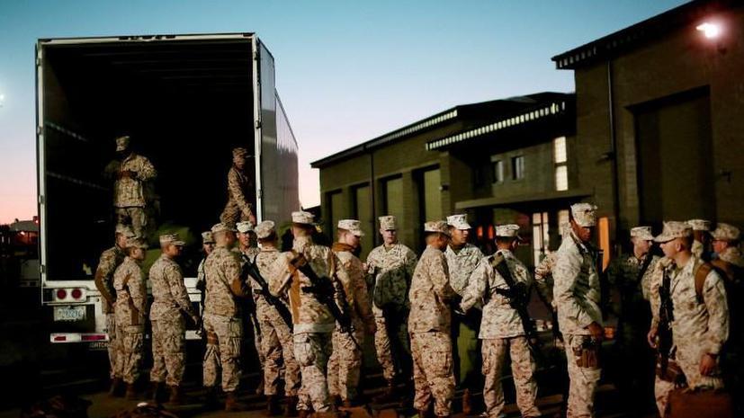 Одного из командующих ВМС США отправили в отставку из-за коррупционного скандала