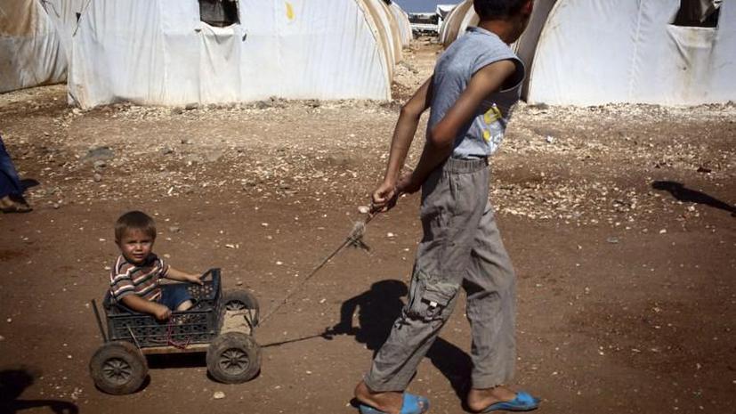 Египет ввёл визовый режим для сирийских беженцев