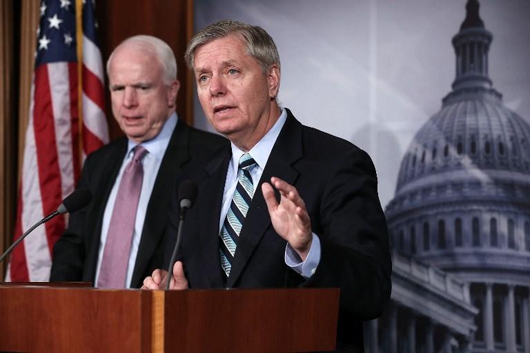 Американский сенатор призвал Обаму к интервенции в Сирию