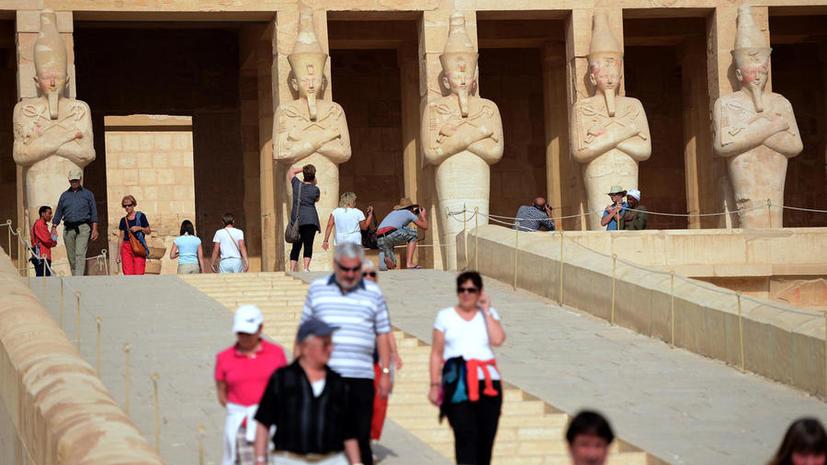 В Египте появится «горячая линия» для российских туристов