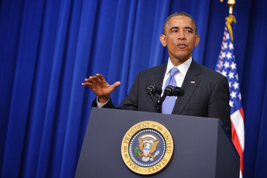 СМИ: Барак Обама призовёт АНБ положить конец сбору данных о телефонных переговорах