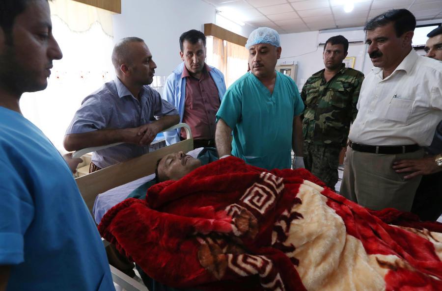 ВОЗ проверяет слухи о заражении боевиков ИГ в Ираке Эболой